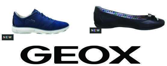 Did  you see that Dolphin Wear now carries Geox Shoes?
