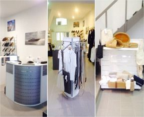 Antibes showroom